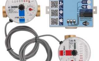 Бытовые счетчики воды: виды, монтаж, передача показаний и поверка водосчетчиков