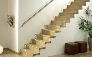 Особенности правильной отделки лестницы ламинатом