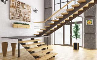 Угол наклона лестницы: оптимальный показатель и правильный расчет