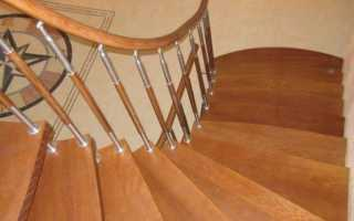 Высота перил лестницы, террасы, балкона: требования ГОСТ
