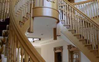 Элементы лестниц из дерева, их особенности и назначение