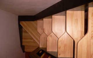 Особенности лестницы с гусиным шагом и правила их установки
