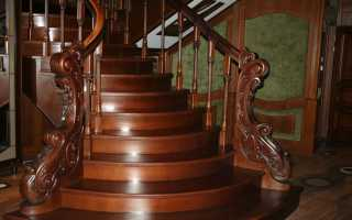 Где заказать изготовление деревянной лестницы по индивидуальному проекту