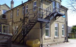 ГОСТ 26887 86, ГОСТ 23120 78 и другие требования к пожарным лестницам