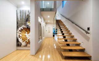 Обзор лестниц на второй этаж для частного дома