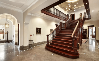 Лестница из дерева: правила и фото-идеи