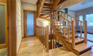 Деревянная лестница на второй этаж своими руками: как сделать и собрать