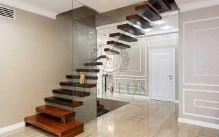 Лестницы для частных домов: конструкции и материалы
