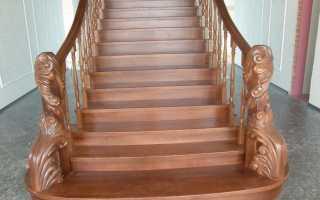 деревянные ступени для лестниц: выбор материала и особенности отделки
