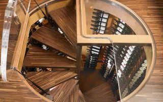 Лестница в погреб: выбор материалов и типа конструкции