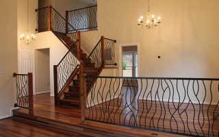 Металлические ограждения: перила и поручни для лестниц, из нержавеющей стали, алюминия, черного металла, монтаж