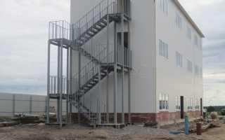 Испытание пожарных лестниц: требования к проверке (образец акта, стенды )