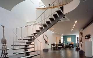 Модульные лестницы: виды и преимущества