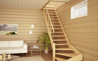 Как рассчитать с помощью программы размеры лестницы