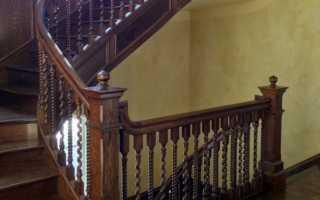 Как установить балясины и перила: деревянные, металлические, бетонные и стеклянные