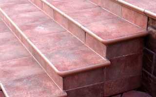 Плитка для ступеней клинкерная: для лестницы на улице, технология укладки, как положить (монтаж, облицовка)