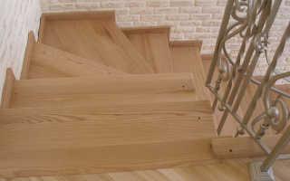 Как прикрепить ступени для лестниц из дерева