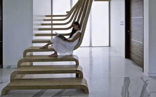 Как сделать двухмаршевую лестницу с площадкой