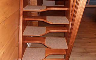 Особенности и требования к ступеням для лестниц