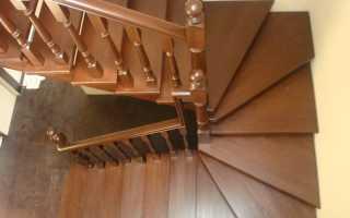 Двухмаршевая и трехмаршевая (одномаршевая) металлическая и деревянная лестница своими руками (фото)