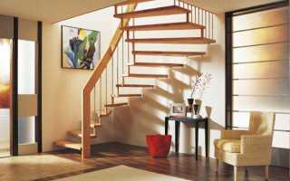 Лестницы малогабаритные (мини) на второй этаж: удобные, компактные