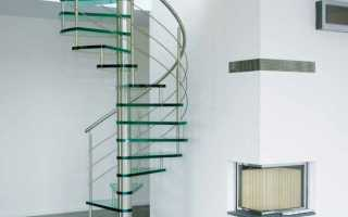 Стеклянные ограждения и ступени для лестниц (перила из стекла)