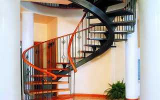 Винтовые лестницы: круговые, квадратные, уличные, сборные; виды винтовых лестниц и их размеры