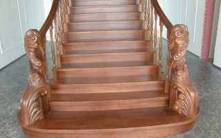 Дубовые ступени для лестниц: преимущества и разновидности