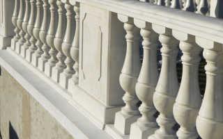 Что такое балюстрада для лестницы