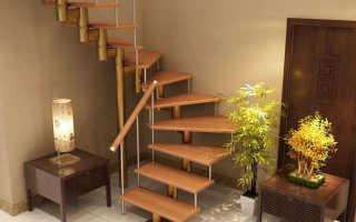 Модульная лестница: сборка маршевой или винтовой конструкции своими руками, недвижимая и спиральная
