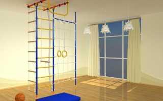 Детские лестницы спортивные: домашние и уличные