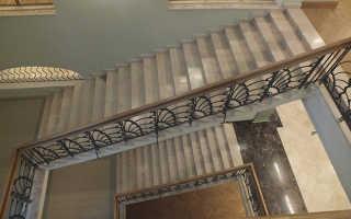 Лестничный марш это: как рассчитать размеры железобетонной конструкции, лестничная площадка и ограждения