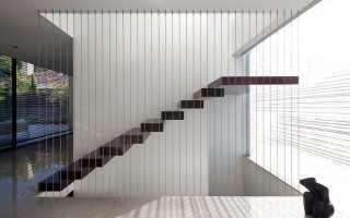 Дизайн лестницы: стили, материал и идеи для оформления