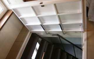 Лестница в подвал: от выбора материала до готового изделия