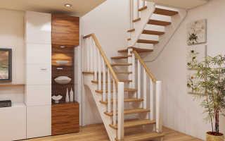 Преимущества и недостатки компактных лестниц на 2 этаж