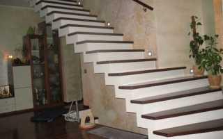 Железобетонные лестницы: виды изделий и их основные конструкционные элементы