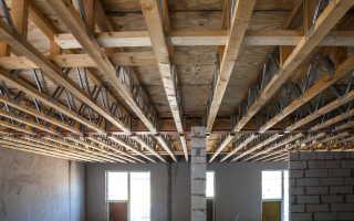 Межэтажные перекрытия: основные виды и особенности устройства