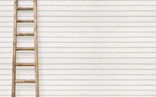 Лестница деревянная приставная: рекомендации по самостоятельной сборке