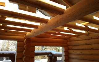 Деревянные балки перекрытия пролета: клеенные деревянные балки на большие пролеты, деревянные фермы