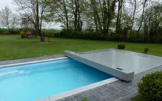 Какой бассейн лучше поставить на даче?