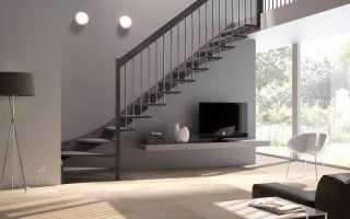Лестницы на больцах и их преимущества