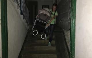 Пандус для колясок: откидной металлический (деревянный) для детских в жилых домах (подъездах), установка