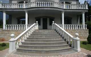 Что такое балюстрада: ограждение для лестницы, особенности и правила монтажа