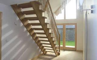 Лестница на косоурах: что такое косоуры, расчет для разметки, как сделать косоур для лестницы