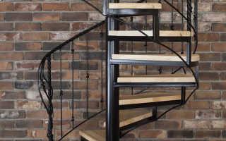 Правила самостоятельного изготовления винтовой лестницы