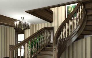 Особенности ремонта лестницы в частном доме