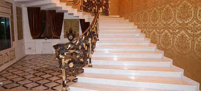 Что нужно для постройки лестницы из камня своими руками