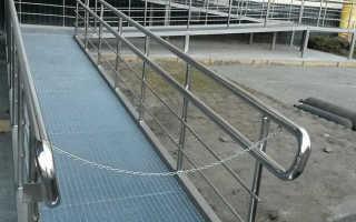 Снип 35 01 2001: гост для лестниц и ограждений, пожарные требования на путях эвакуации