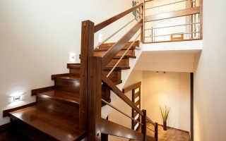 Основные типы лестниц и их особенности