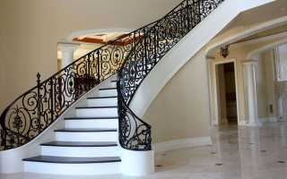Как сделать ступеньки из бетона для лестницы